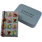 Rose Geranium Lotion Bar & Tin Set