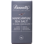 Bennetts - Mangawai Sea Salt in Dark Chocolate